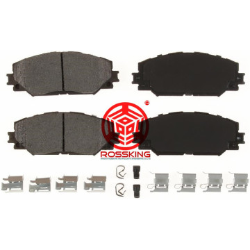 BRAKE PAD FOR TOYOTA AURIS