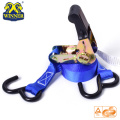 Polyester Ratchet Tie Down Strap For Heavy Duty