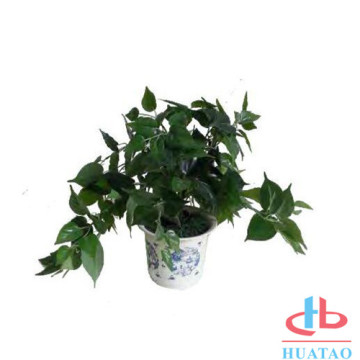 Artificial Potted Plant With Home Decorative Flowers