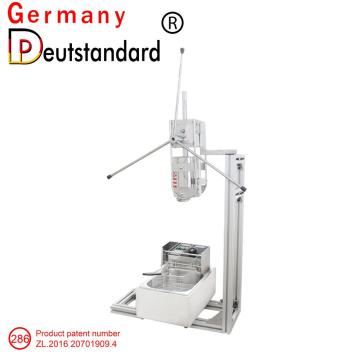 Commercial churros maker 3+12L NP-286