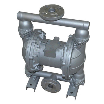 QBY type pneumatic diaphragm thick slurry pump