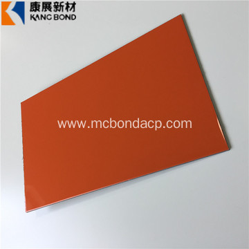 New Design Hot Sale PVDF Aluminum Composite Panel