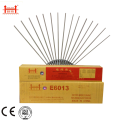 MS Welding Rod Specification E6013 E6011 E6010