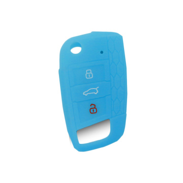 Silicone Car key case golf 7