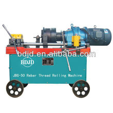 Europe style for Threaded Roll Machine For Steel Rod JBG-50 Rebar Threading Machine export to United States Factories