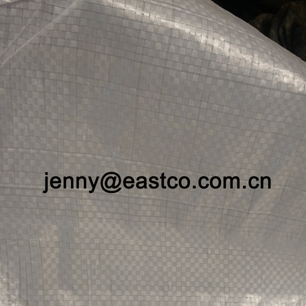 Clear Transparent Tarp Roofing Covers