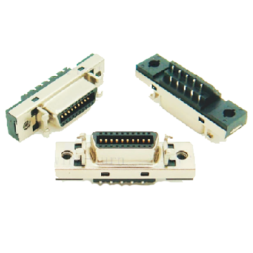 1.27mm Series 20P Cable Receptacle Connector