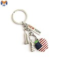 Gift tourist souvenirs custom metal keychain