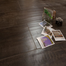 12mm HDF Black Oak laminate flooring