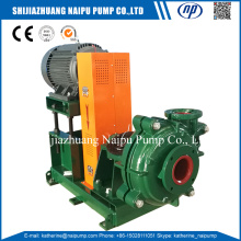 6/4 E-AH Wear Resistant Double Casing Slurry Pump