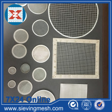 High Quality for Stainless Steel Liquid Filter Discs Stainless Steel Filter Disc supply to Central African Republic Manufacturer