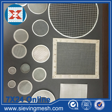 Good Quality for Stainless Steel Liquid Filter Discs Stainless Steel Filter Disc supply to Congo, The Democratic Republic Of The Manufacturer