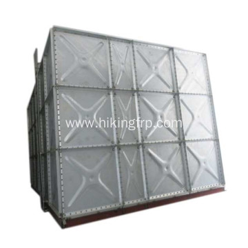 Galvanzied Water Tank For Roof Of Building