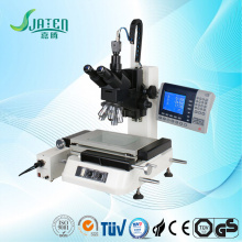 High quality factory for High Definition Stereo Microscope vision PCB/SMT Detection autofocus industrial  microscope supply to Indonesia Suppliers
