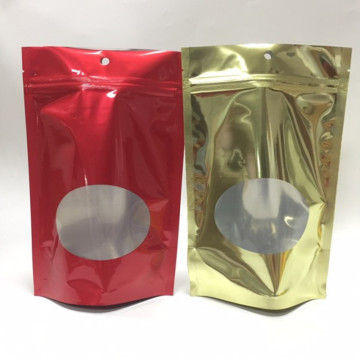 250g De-Metallized Stand up Pouch for Coffee
