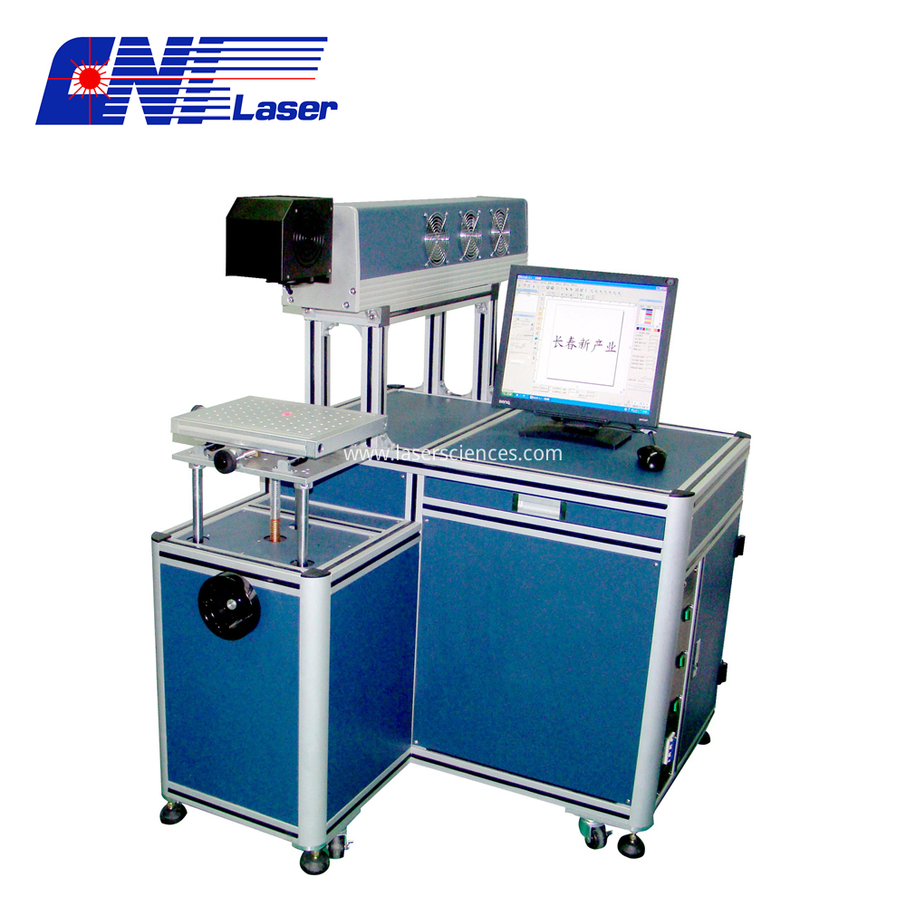 co2-30 marking machine