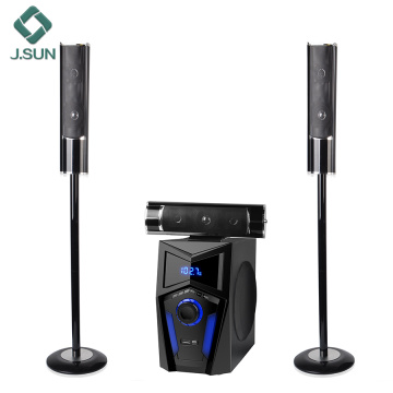 Wireless small bluetooth surround sound speakers