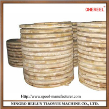 large wooden wire spools for sale