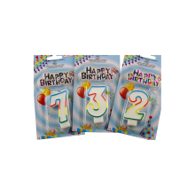 Special Price for Birthday Number Candles Number birthday Candles for Kids Birthday Party supply to United States Suppliers