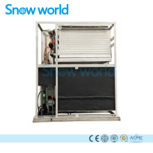 Snow world Fishery Plate Ice Machine for Seafood