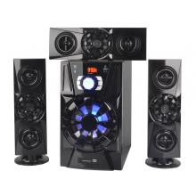 Best Price for Home Theater Sound System High power amplifier super bass speaker box export to Poland Wholesale