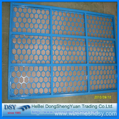 Vibration Sieving Mesh for Crushers