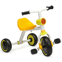 Yellow Kid Tricycle 3 Wheel