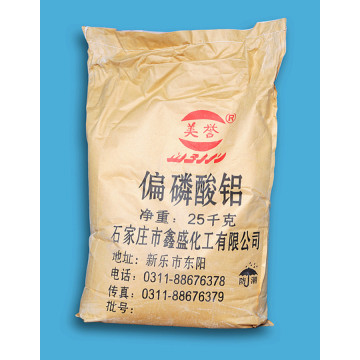 Aluminum Metaphosphate powder 13776-88-0