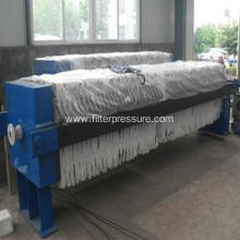 High Pressure Concentrate Membrane Paper Filter Press