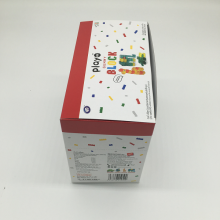 100% Original Factory for Kraft Paper Gift Box colorful printed cardboard packing gift box supply to Colombia Factory