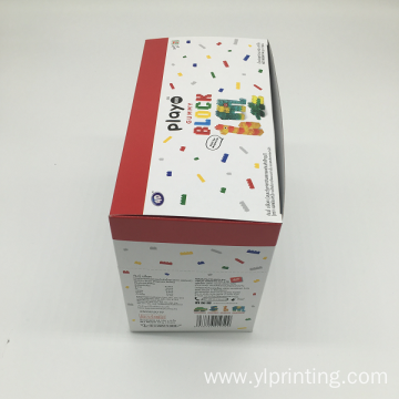 Top Bottom Box Custom Luxury Electronics Packaging Box