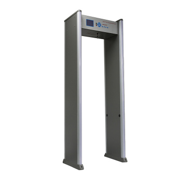 Kunze kwekunoshandisa LCD screen walkthrough metal detector (JT-8000A)