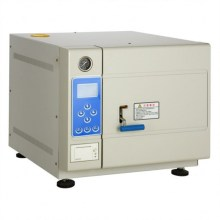 Laboratory pulse vacuum benchtop steam sterilizer