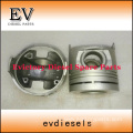 excavator 4HK1T engine gasket bearing piston ring liner