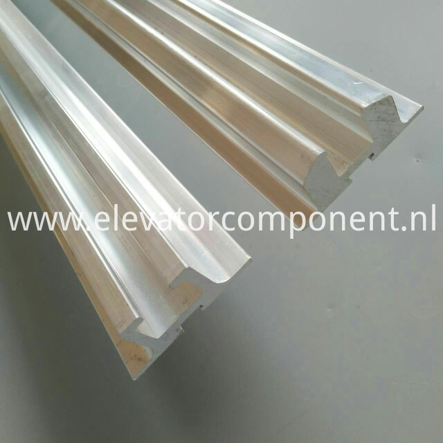 Aluminium Alloy Guide Rail for OTIS Escalator Handrail