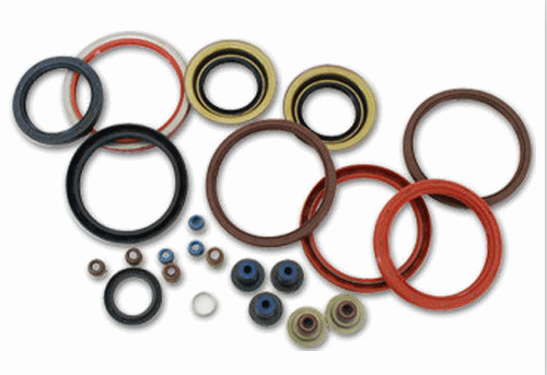 Train Engine Spare Oil Seal Part
