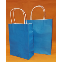 Personalized Paper Kraft Bags