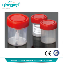 China for China Urine Container,Disposable Sterile Urine Container,Plastic Urine Container,60Ml Urine Specimen Container Manufacturer Urine and Stool container with graduated export to Morocco Manufacturers