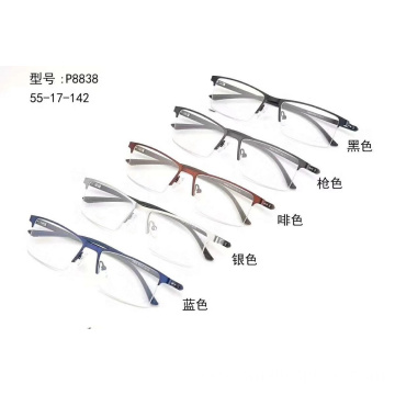 Square Frame Half Frame Optical Glasses Wholesale