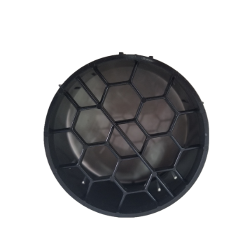 Automobile horn accessories plastic material