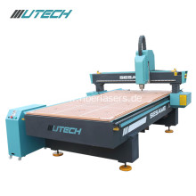 three processing cnc router machine with servo motor