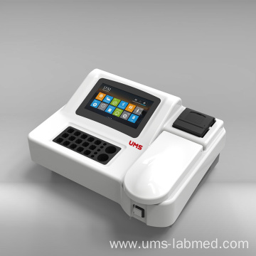 UES-105 Semi-auto chemistry analyzer