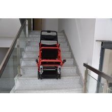 Hot New Products for Electric Arm Wheelchair Lift Electric Foldable Aluminium Alloy Motorized Hand Truck export to Romania Importers