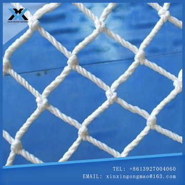Anti-falling net for manhole cover