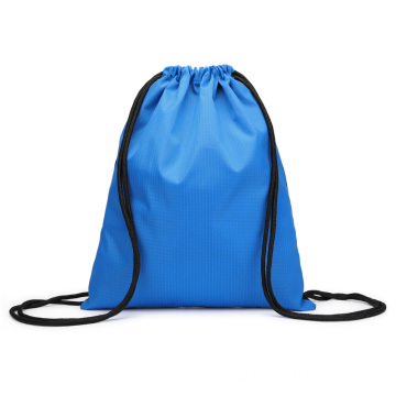 Two-Tone Drawstring Hit Sports Pack Promotional Sports Bag