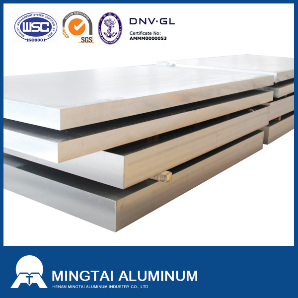 Hot Sales Mingtai Aircraft Grade Aluminum Sheet