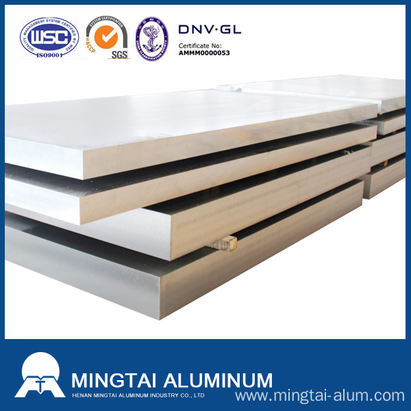 Factory directly sales 5083 Marine Grade Aluminum Alloy Plates in Thailand