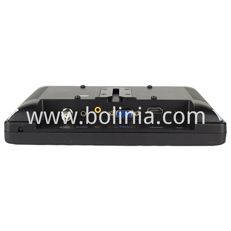 Bolinia monitor wall mount interface