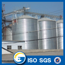 Hot sale good quality for Hopper Bottom Silo 300 tonnes Corn cereal silo export to Poland Exporter