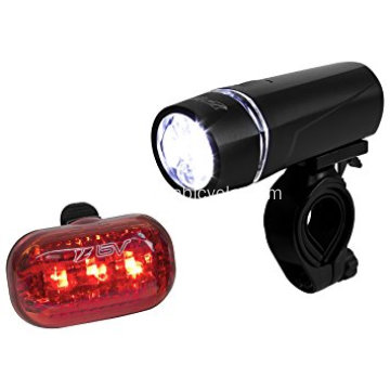 Bright Bike Lights Cycle Light Set